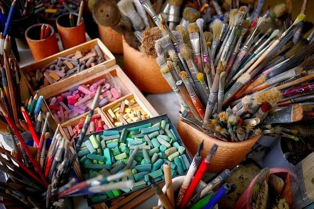 Качественное обучение рисованию в академии художеств St'Art