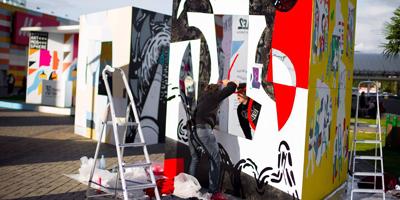 Онлайн курс Стрит-арт: погружение в уличное искусство