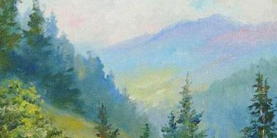 Онлайн курс Живопись маслом с нуля