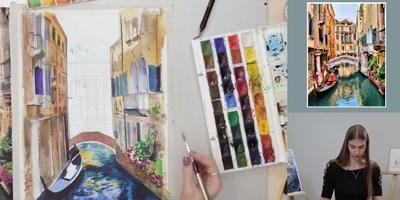 Заливка зданий - St'Art