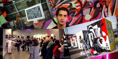 Введение в уличное искусство, личная история автора курса  - St'Art