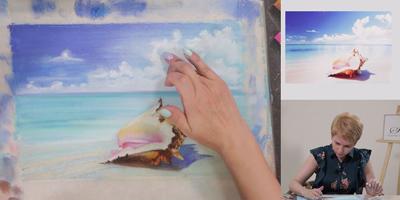 Морской пейзаж - St'Art