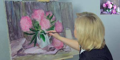 Продолжаем работать с тоном и цветом предметов - St'Art