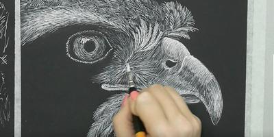 Прорисовка головы и уточнение деталей - St'Art