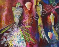 . Венера Валевская — преподаватель академии художество St'art